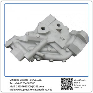 Aluminium Pressure Casting Engine Manifold