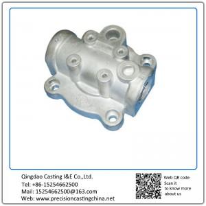 Aluminium Pressure Casting Lubrication System Parts Vehicle Parts
