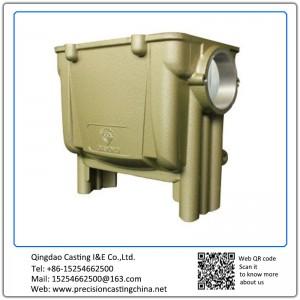 Aluminium Pressure Castings Agricultural Machinery Parts Aerospace Industries Spare Parts