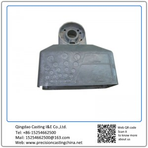 Aluminum Alloy Metal Die Casting Mould for Engine Parts Motor Parts