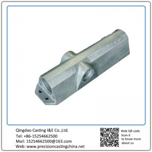 Aluminum Alloy Pressure Casting Lubrication System Parts