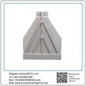 Aluminum Bath Stir Plate Ductile Iron 695 lbs