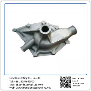 Aluminum Die Casting Regulator Housing