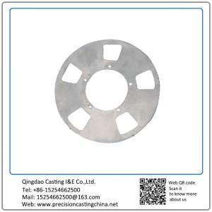 Aluminum diesel pump parts die casting