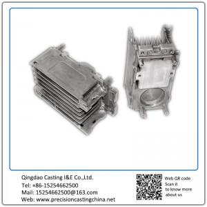 Aluminum Generator Parts