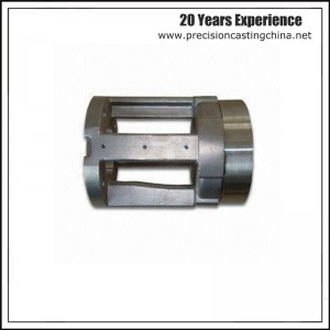 Investment Casting Part Machinery Equipment Spare Parts