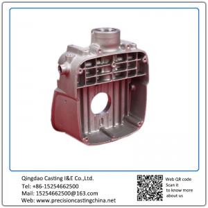 Aluminium Alloy Die Casting Pump Parts Generator Parts