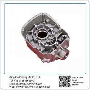 Aluminium Alloy Gravity Casting Auto Engine Part Gasoline Engine Housing