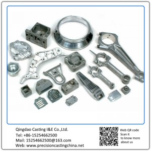 Aluminium Die Casting Auto Parts Engine Spare Parts