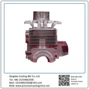 Aluminium Gravity Casting Truck Engine Parts