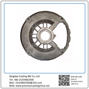 Aluminium High Pressure Die Casting Vehicle Parts