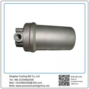 Aluminum Die Casting  Oil Filter Tank