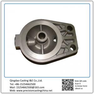 Aluminum Die Casting  Remote Filter Mounts