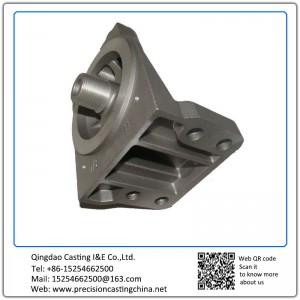 Aluminum Die Casting Cast Filter Base Aluminum Oil