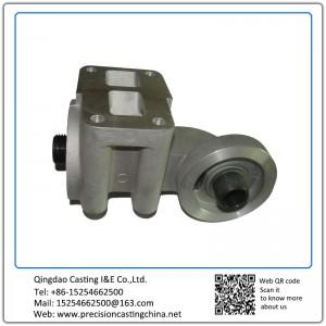 Aluminum Die Casting Custom Oil Filter Base
