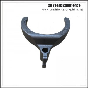 Malleable Iron Investment Casting Auto Parts