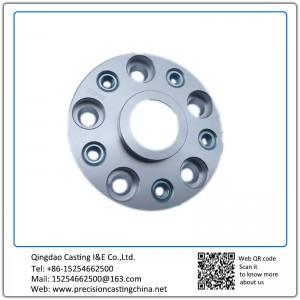 Aluminum Die Casting Flange Valve Spare Parts