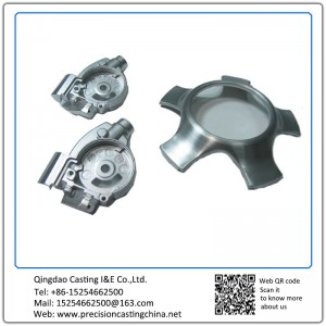 Aluminum Die Casting General Mechanical Parts 2