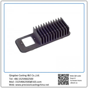 Custom made aluminum die casting led heat sink