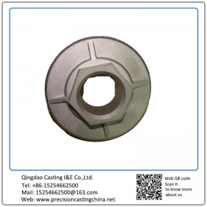 Aluminum Die Casting Oil Filter Body Cover