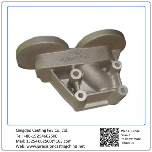 Aluminum Die Casting Remote Filter Mounts
