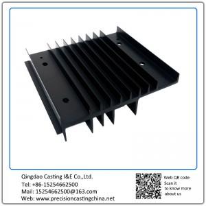 Aluminum Extrusion HeatSink Spare Parts