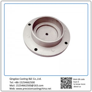 Aluminum Fule Tank Auto Parts Die Castings Construction Spare Parts