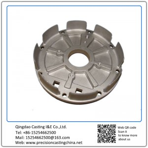Base Die Cast Aluminum Parts Cylinder Spare Part