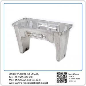 Custom made die casting aluminium radiator