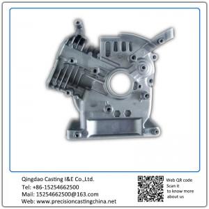 Custom made casting aluminum cylinder lock part