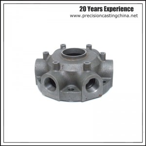 Malleable Iron Precision Casting Breather Valve Body