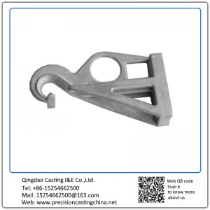 Die Casting Suspension Loop Aluminum Generator Spare Parts