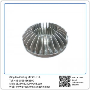 LED Light Heatsink Parts Aluminium Die Casting