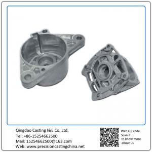 Motor Casing Aluminum Die Casting Electonic Motor Housing