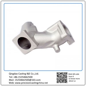 Spherical Graphite Cast Iron Air Union Swivel Shell Mould Casting