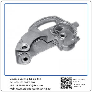 Custom make zinc aluminum casting