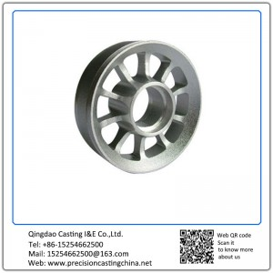 Gravity Die Casting Automobile Wheels