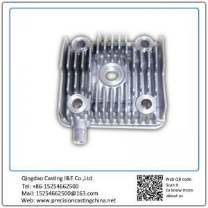 High precision AlSi9Cu3 die casting Slip-End-Shield auto parts