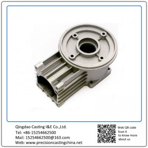 High Pressure Aluminum Die Casting Part Engine Components