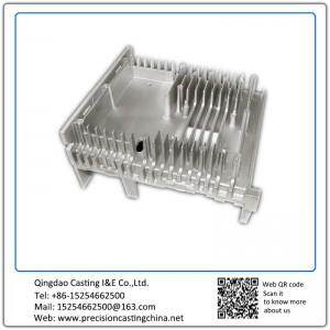 High quality aluminum alloy die casting heat sink OEM aluminum parts