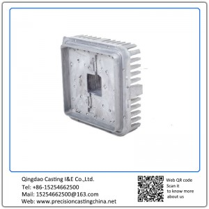 Professional aluminum die casting led housing in china