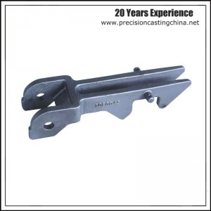 Nodular Iron Precision Casting Automotive Support Bracket
