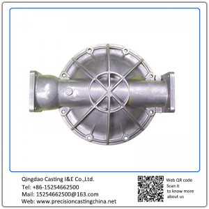 Pump Body of Aluminum Die Casting Investment Casting