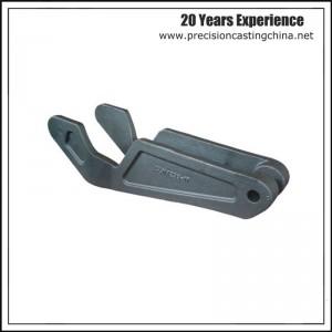 Nodular Iron Precoated Sand Casting Automotive Support Bracket