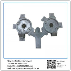 Single or Multiple Cavity Die Casting Mould Aluminum Alloy Mold