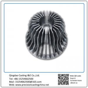 Supply OEM Aluminum Die Casting Automobile Radiator Accessories