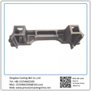 Hot Forging  Forklift Accessories Automotive Components Nodular Iron