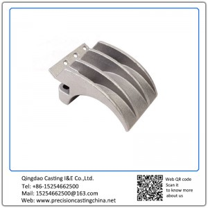 Hot Forging High Manganese Steel Agricultural Machinery Spare Parts