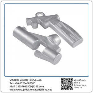 Forged Aluminum Welding Machine Parts Engine Components