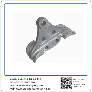 Forged Automotive Connectors Investment Castings Mild Steel